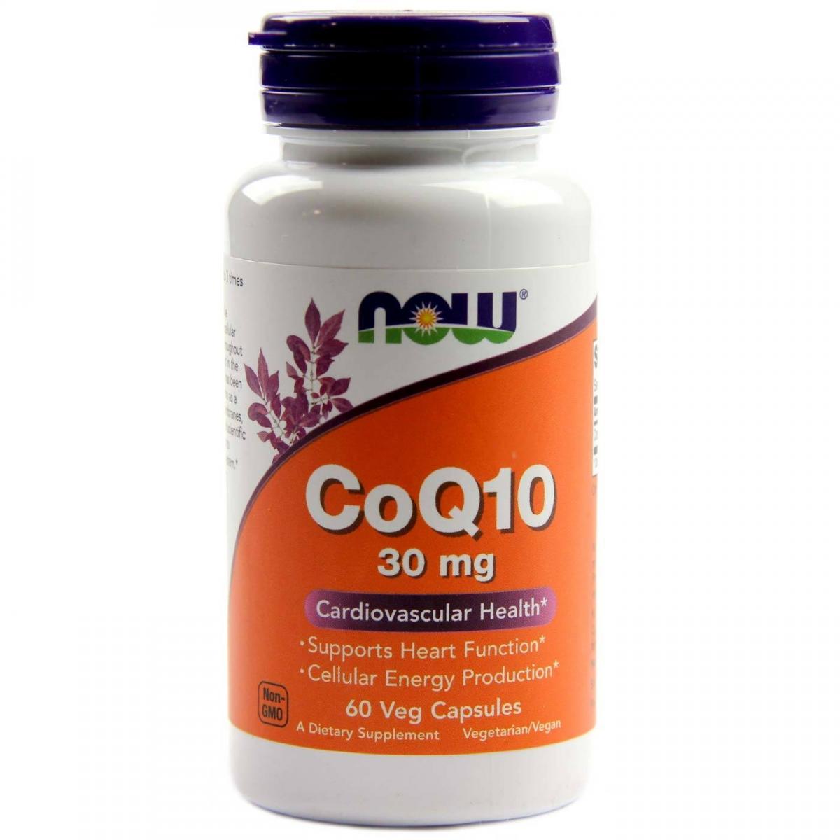 NOW Coq10 30mg 60caps