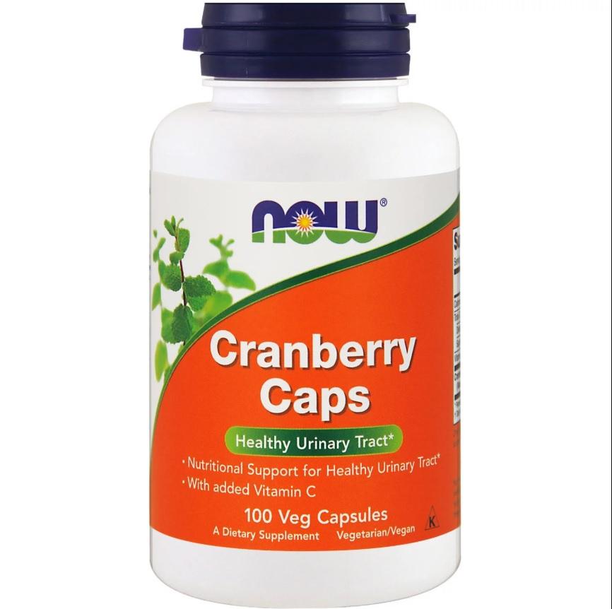 NOW Cranberry Caps 700mg 100caps