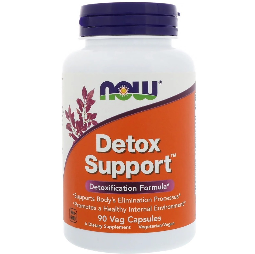 NOW Detox Support 90caps
