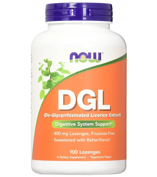 NOW Dgl 400mg 100drops