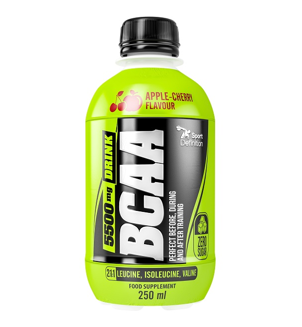 Sport Definition Bcaa 5500 Drink 250ml (Аминокиселини)