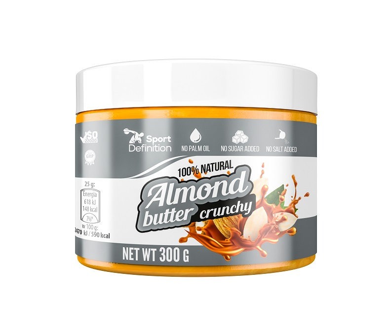 Sport Definition That's The Almond Butter 300g (Бадемов тахан)