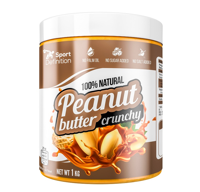 Sport Definition That's The Peanut Butter 1000g (Фъстъчено масло)