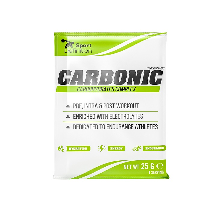 Sport Definition Carbonic 25g (Гейнър/Въглехидрати)