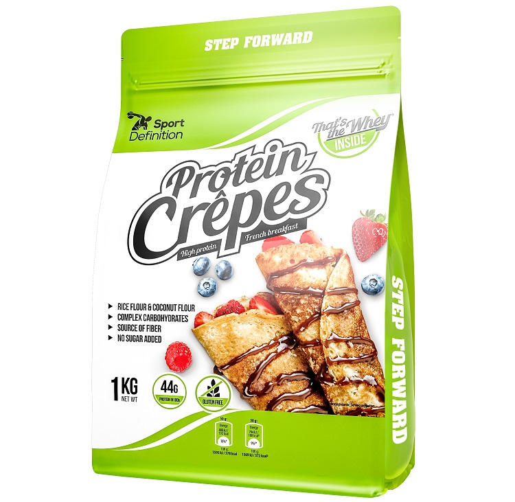 Sport Definition Protein Crepes 1kg