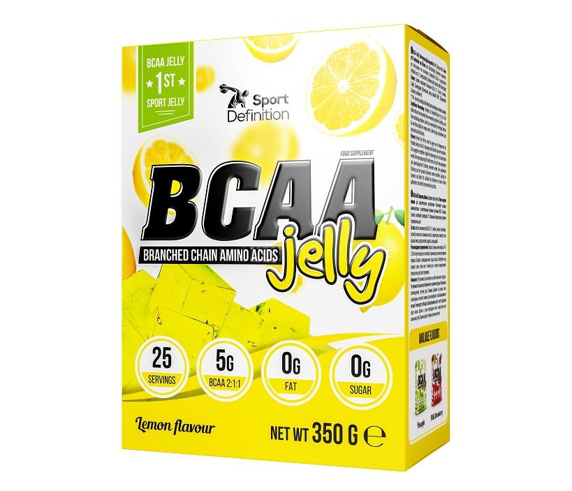 Sport Definition Bcaa Jelly 350g (Аминокиселини)