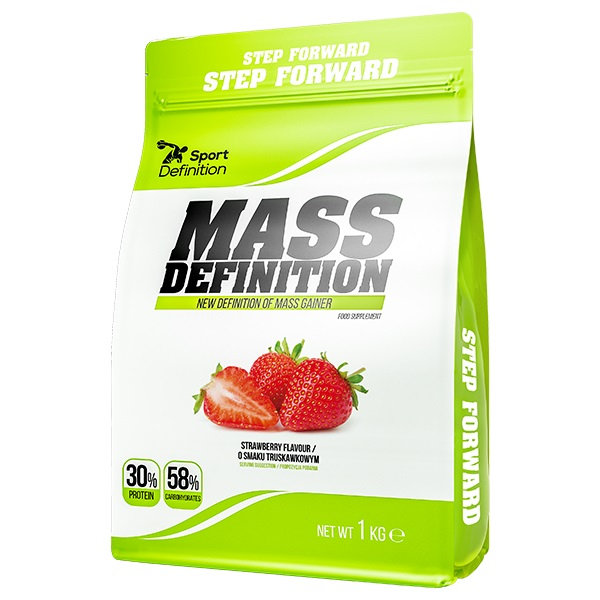 Sport Definition Mass Definition 1kg (Гейнър/Въглехидрати)