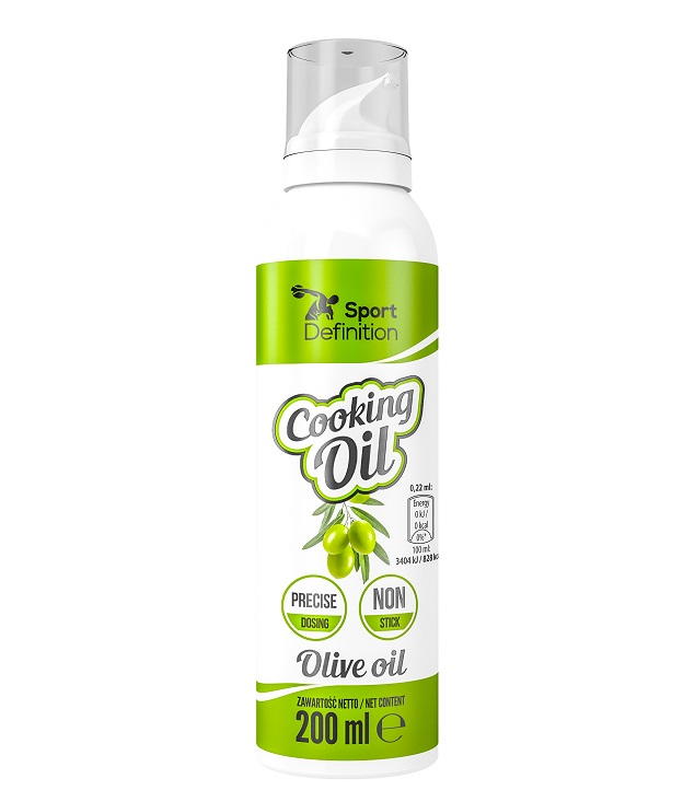 Sport Definition Cooking Oil Spray Olive Oil 200ml (Зехтин)