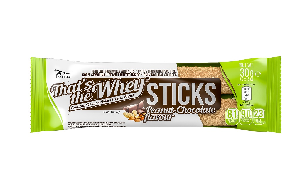 Sport Definition That′s The Whey Sticks 30g