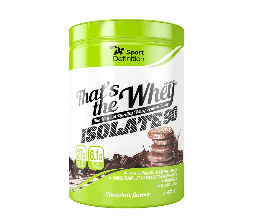 Sport Definition That′s The Whey Isolate 600g