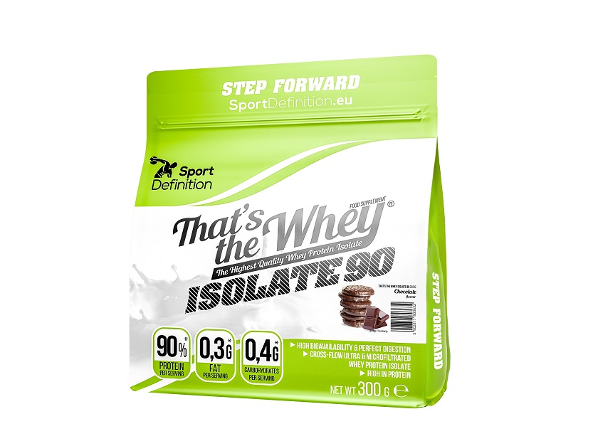Sport Definition That′s The Whey Isolate 300g