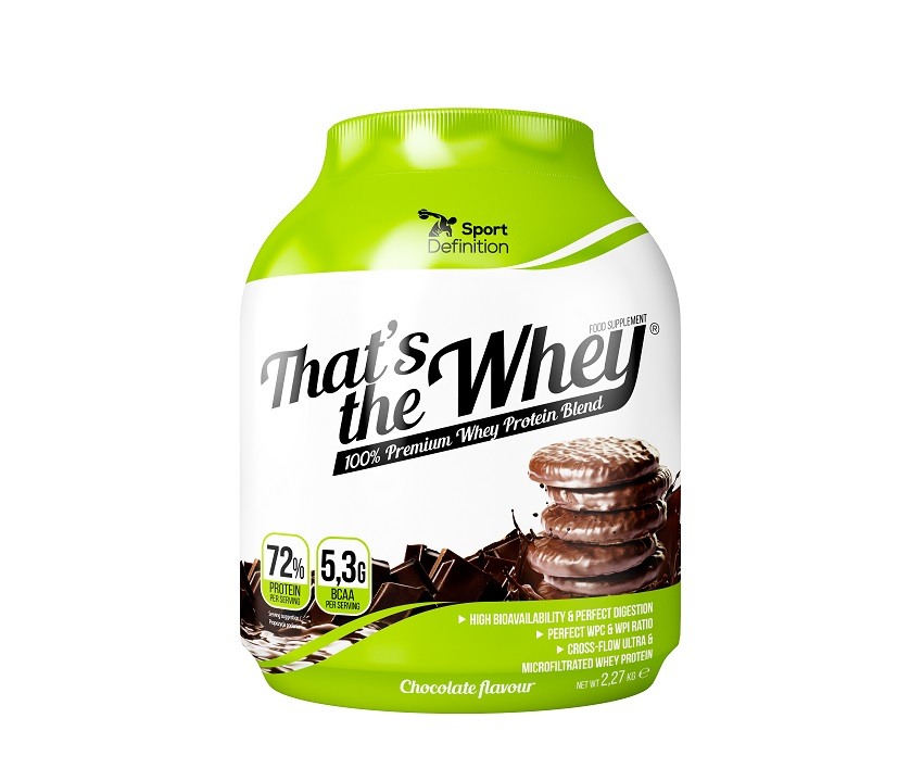 That′s The Whey 2,27kg