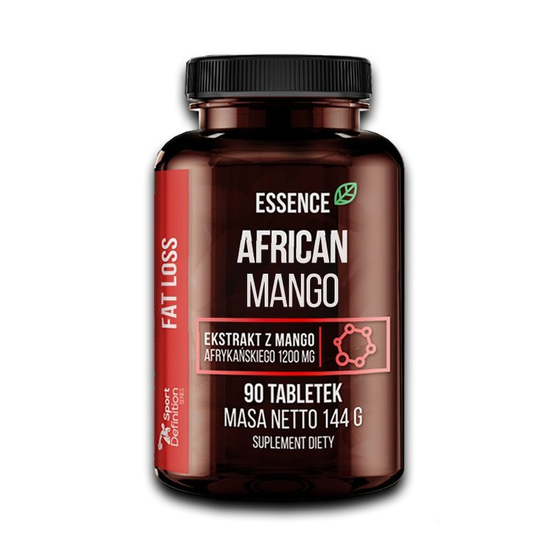 Essence Nutrition African Mango 90tabs