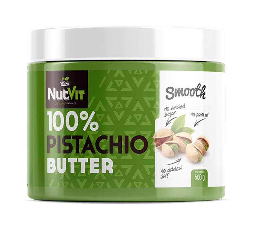 OstroVit 100% Pistachio Butter Smooth 500g