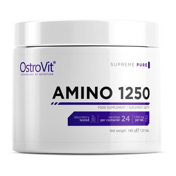 OstroVit Amino 1250 120tabs