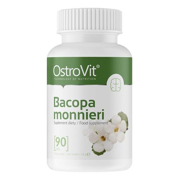 OstroVit Bacopa Monnieri 90tabs