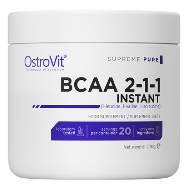 OstroVit Bcaa Instant Powder 200g