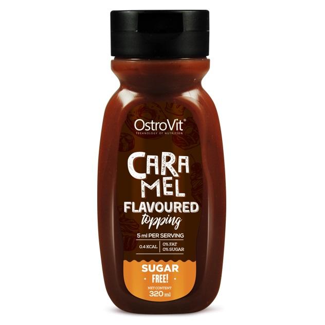 OstroVit Caramel Syrup 320ml
