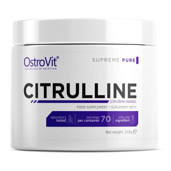 OstroVit Citrulline Malate Powder 210g