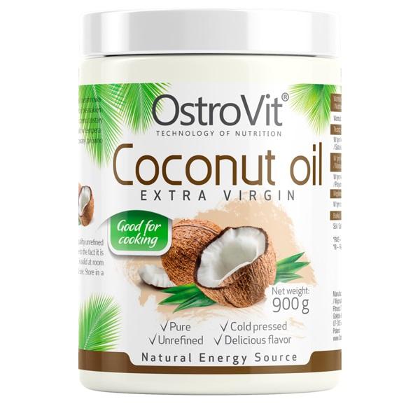 Coconut Oil Extra Virgin 900g