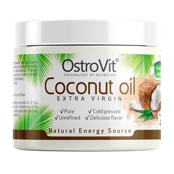 Coconut Oil Extra Virgin 400g