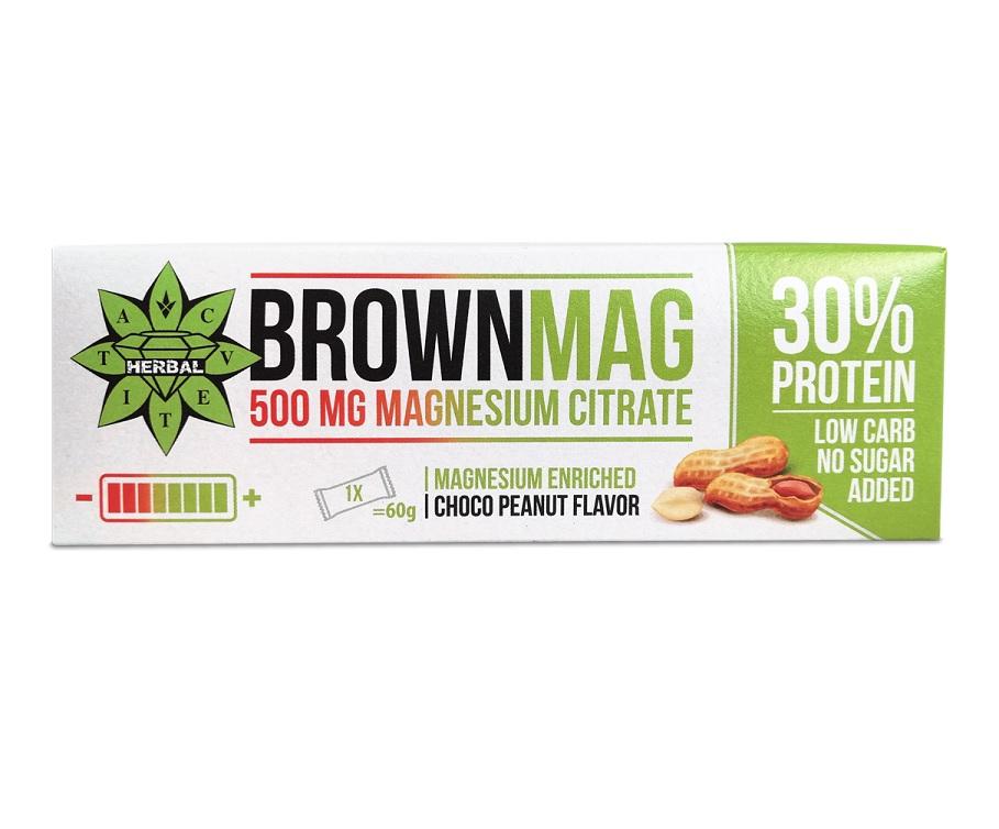 Cvetita Herbal Brownmag Peanut 60g