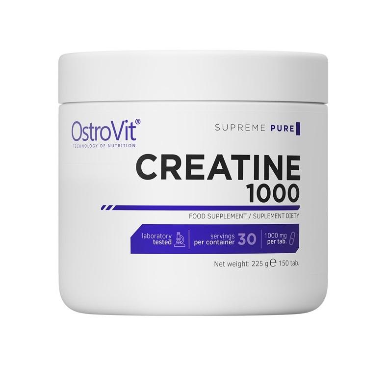 OstroVit Creatine 1000 150tabs