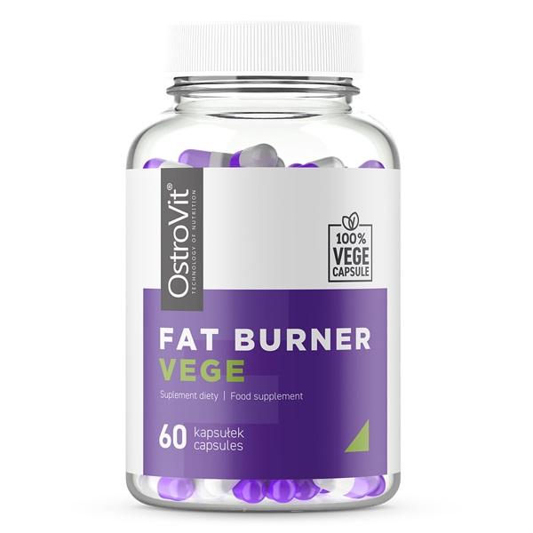 OstroVit Fat Burner Vege 60caps