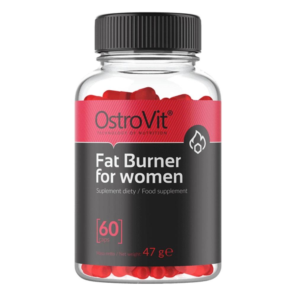 OstroVit Fat Burner For Women 60caps