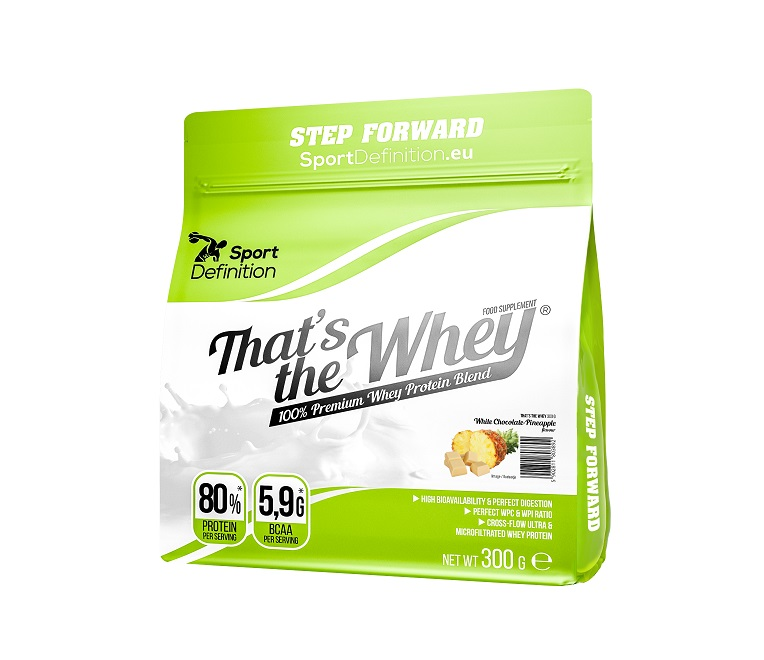 Sport Definition That′s The Whey 300g