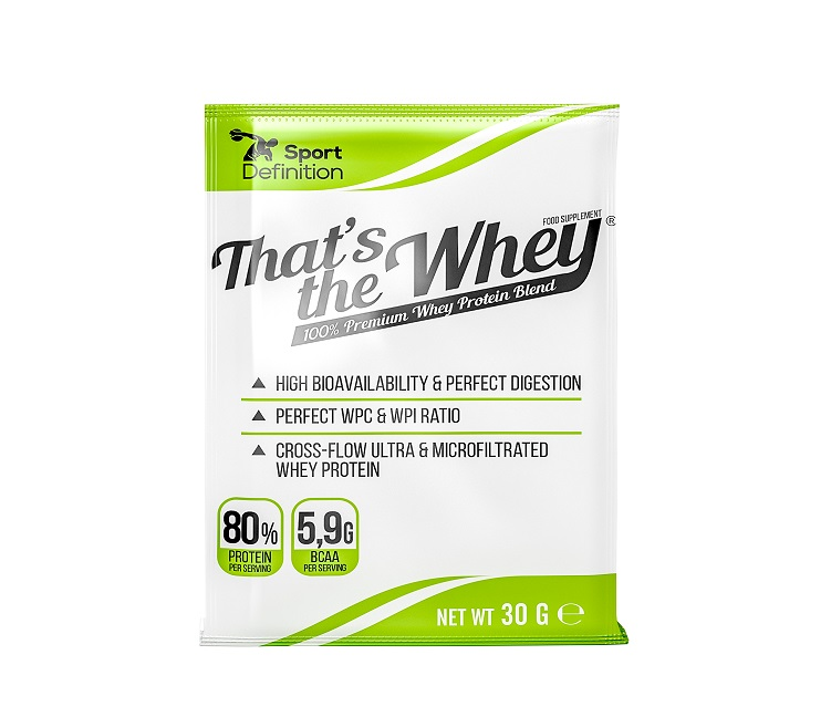 Sport Definition That′s The Whey 30g