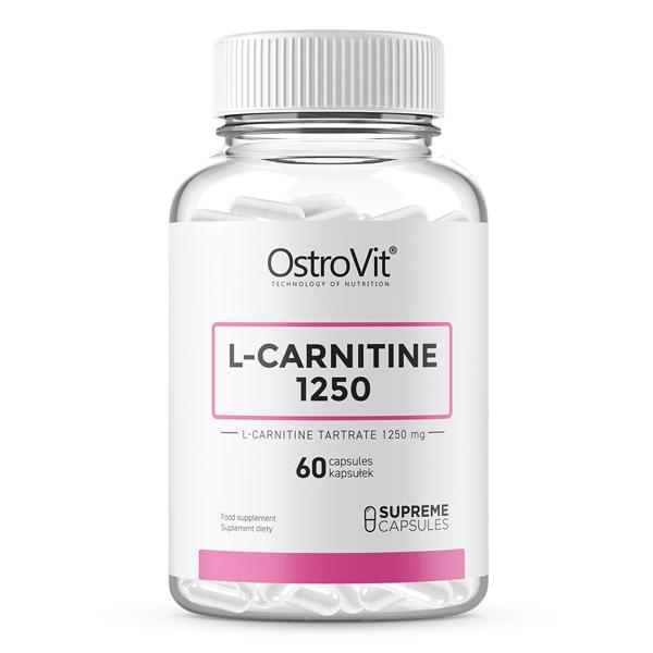 OstroVit L-carnitine 1250 60caps