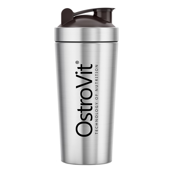 OstroVit Metal Steel Shaker 750ml
