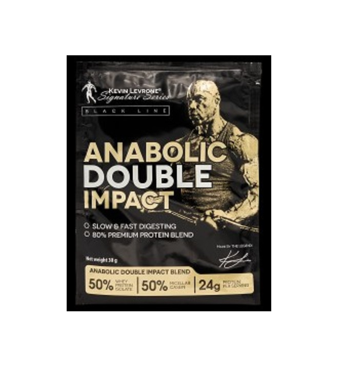 KEVIN LEVRONE Black Line Anabolic Double Impact 30g
