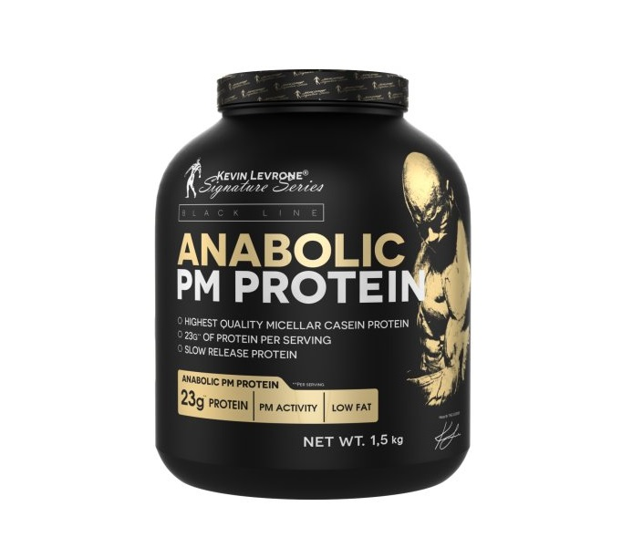 KEVIN LEVRONE Black Line Anabolic Pm Protein 1500g