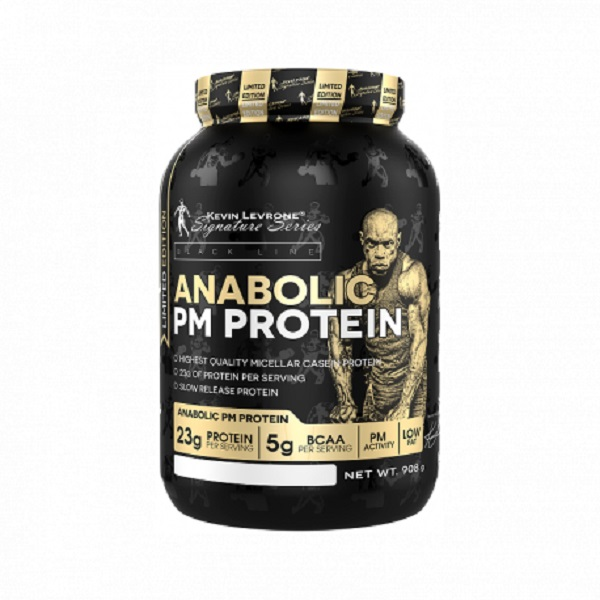 KEVIN LEVRONE Black Line Anabolic Pm Protein 908g