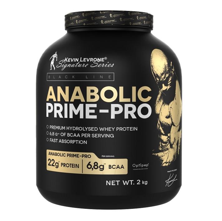 KEVIN LEVRONE Black Line Anabolic Prime Pro 2000g