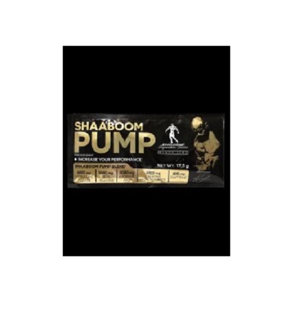KEVIN LEVRONE Black Line Shaaboom Pump 17,5g