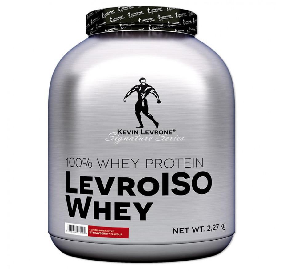 KEVIN LEVRONE Levroiso Whey 2,27kg