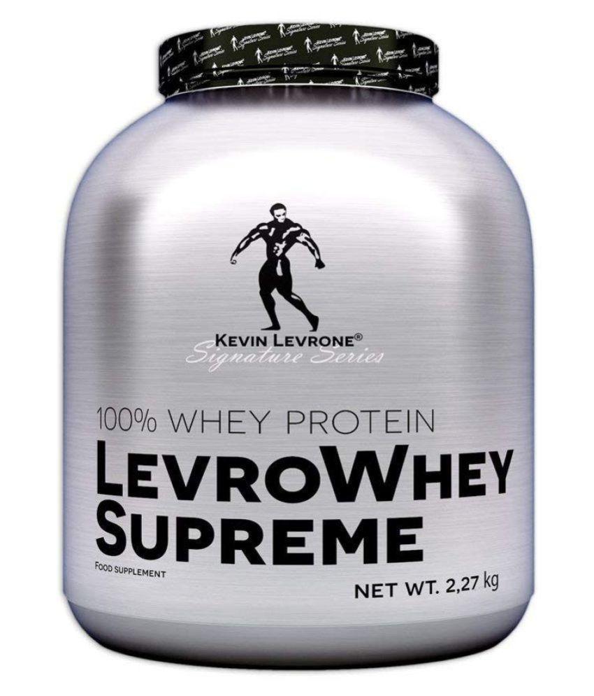 KEVIN LEVRONE Levrowhey Supreme 2,27kg
