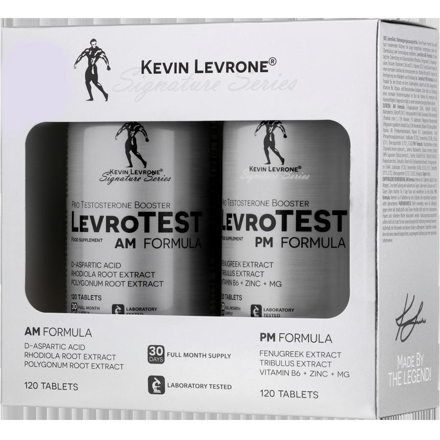 KEVIN LEVRONE Levrotest Am/pm Formula 2x120caps