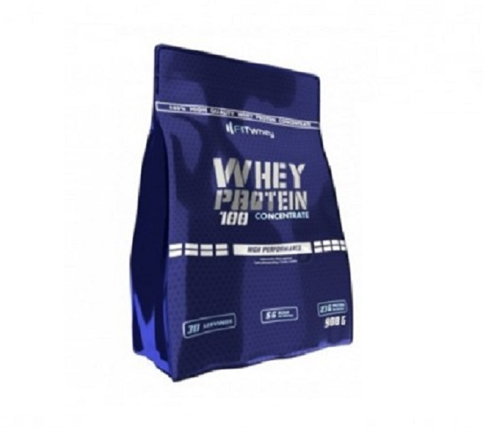 FITWhey Whey Protein 100 Concentrate 2kg (Суроватъчен протеин концентрат)