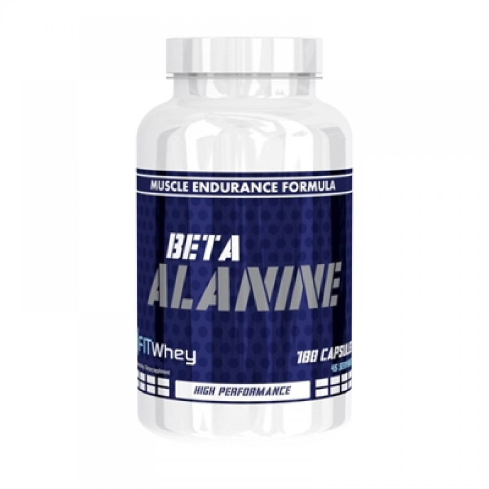 FITWhey Beta Alanine 180caps (Бета-аланин)