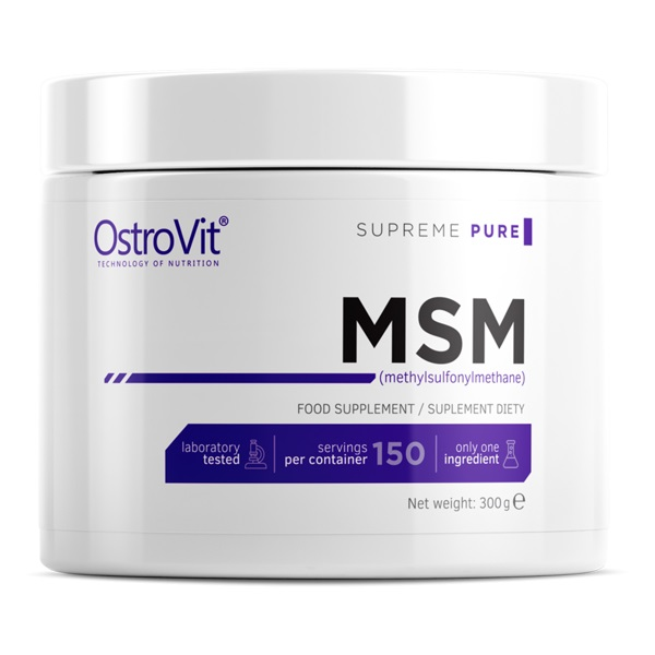 OstroVit Msm Powder 300g