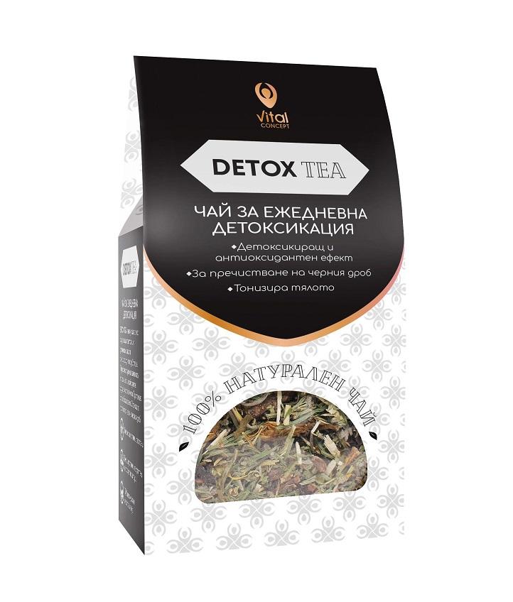 Detox Tea 100g