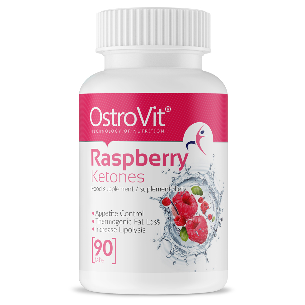 OstroVit Raspberry Ketones 90tabs