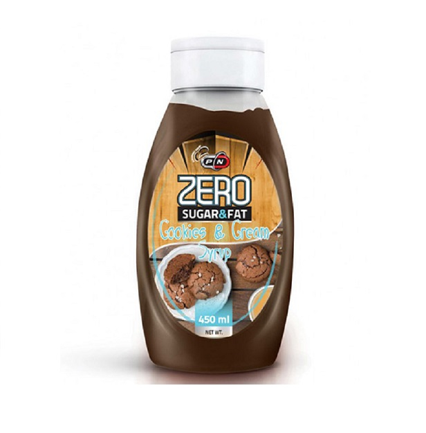 Pure Nutrition Zero Calorie Syrup Cookies&cream 500ml