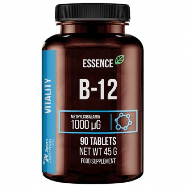 Essence Nutrition B-12 90tabs (Витамин Б-12)