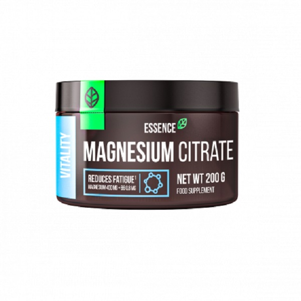 Essence Nutrition Magnesium Citrate 200g