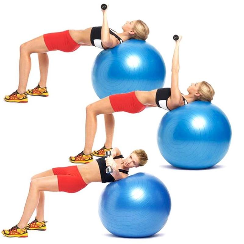 Armageddon Sports Фитнес гимнастическа топка 65см